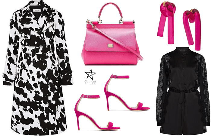 What Do You Wear With A Trench Coat?