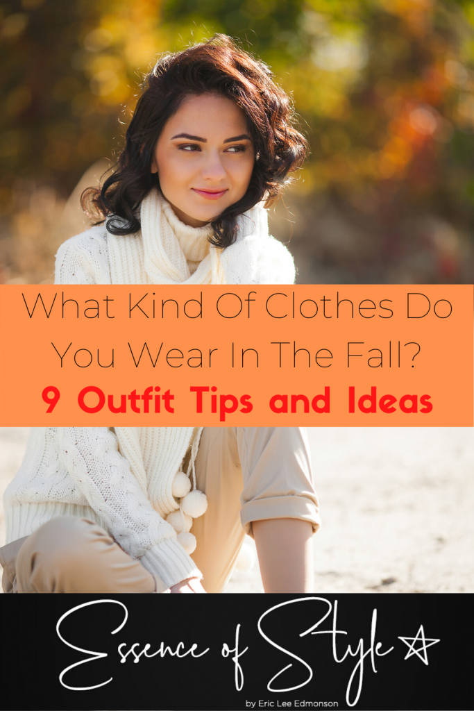 Its time to put your Summer wardrobe up and bring out your Fall pieces. If you need help with what kinds of clothes you need to wear this Fall, I got you! #falloutfits #falloutfitscasual #falloutfitsforwork #styleinpirationforwomen #fashion