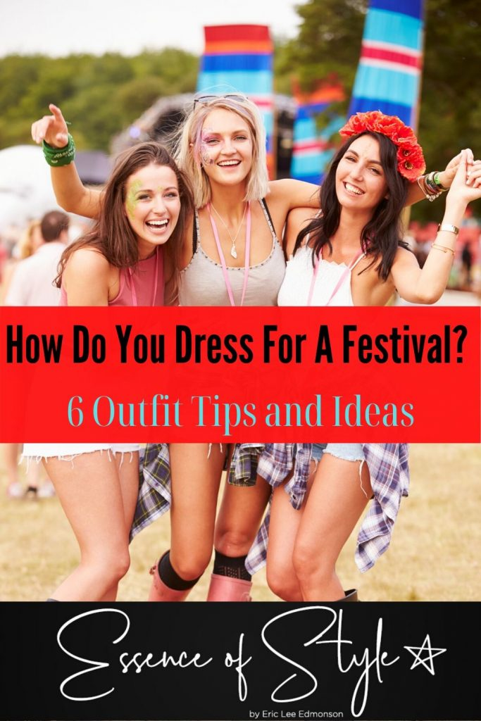 Going to a festival and curious as to how do you dress for a festival?! Look no further! I styled 6 looks to feed your curiosity! #festivaloutfitideas #festivaloutfits #festivaloutfitcoachella