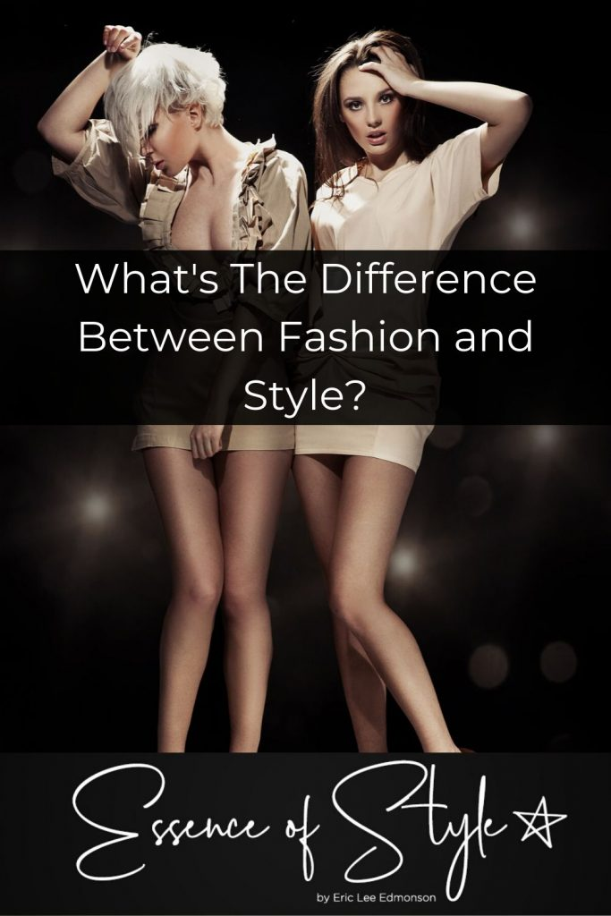 "When you hear the words ""Fashion and ""Style"", you would think they are the same, right? They are actually different! Let me explain how. #stylevsfashion #thedifferencebetweenstyleandfashion #fashionvsstyle"