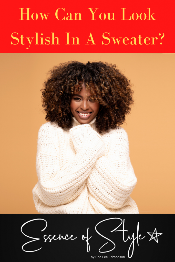 weater season is here! Sweaters are a good way to layer up to keep warm this Fall/Winter. Check out 7 different ways how to style a sweater this season!  #sweateroutfit #sweaters #sweatersforfall