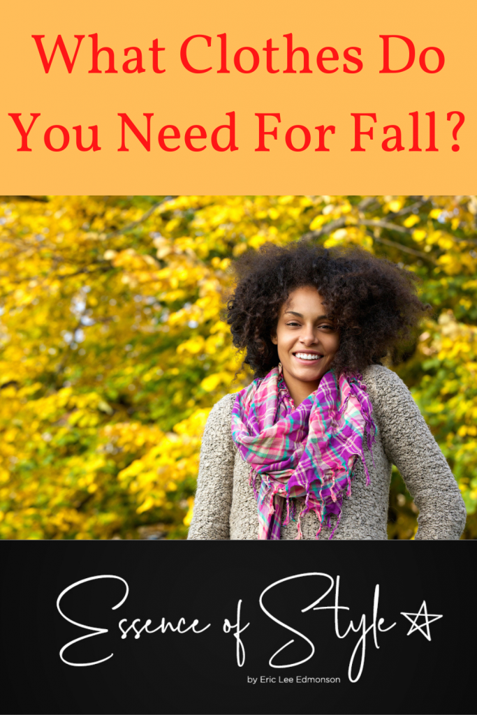 What clothes do you need in your closet to sustain the Fall season? I can tell you and show you with 10 outfit ideas to help you out.